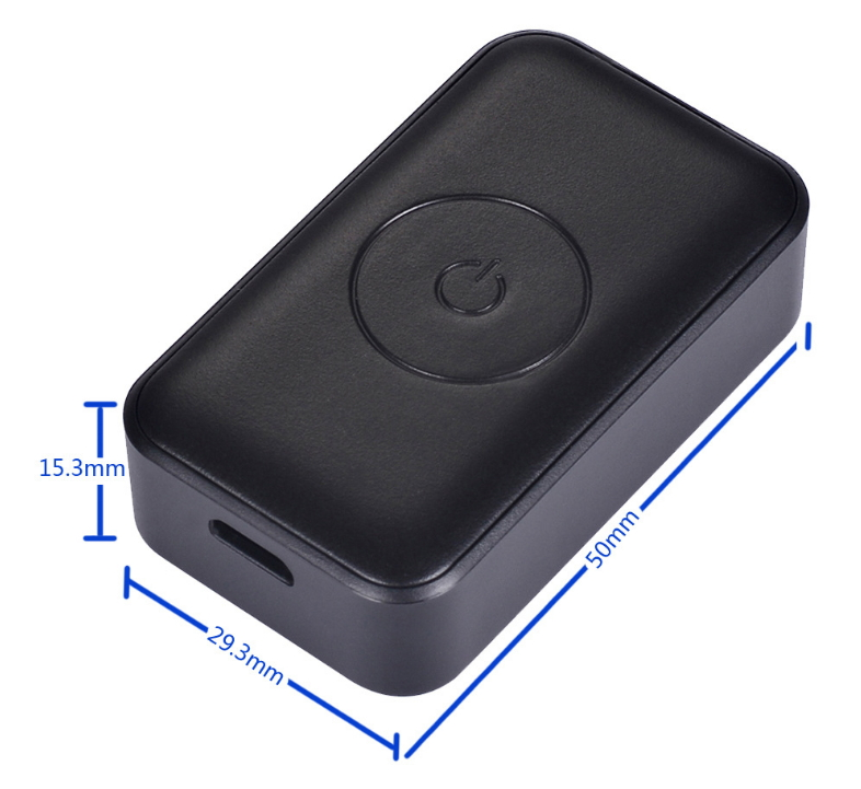 Smallest GPS Tracker