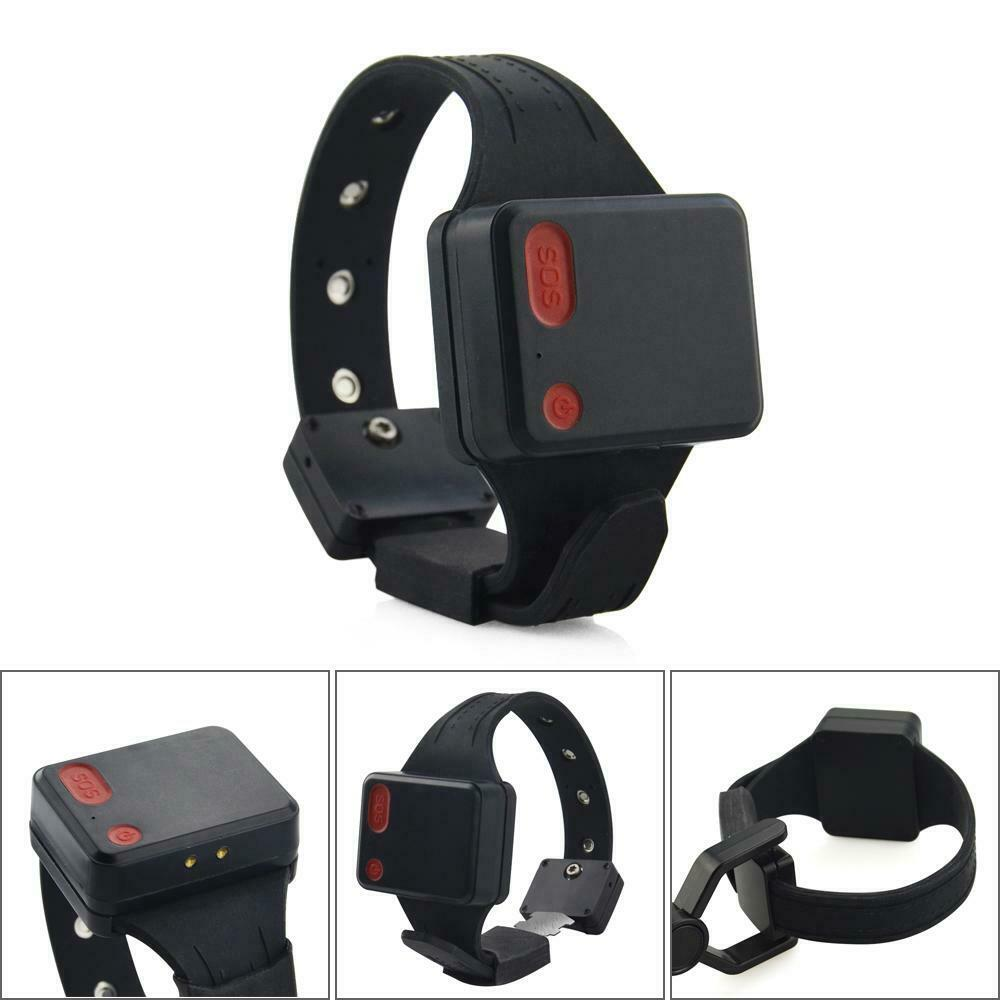 Non-removable Tamper Proof GPS Tracker Ankle Tracking Bracelet for House Arrest,Offender Parolee Tracking,Bail Out